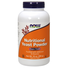 NOW Foods, 營養酵母粉, 10 oz