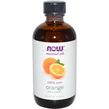 Now Foods Orange Essential Oil 118ml