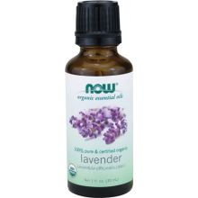 Now Foods Organic Lavender Essential Oil 30ml