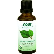 Now Foods Organic Tea Tree Essential Oil 30ml