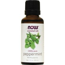 Now Foods Peppermint Essential Oil 30ml