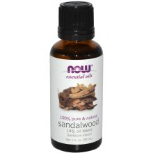Now Foods Sandalwood Essential Oil - Blend 30ml