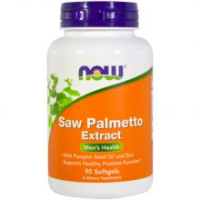 Now Foods, Saw Palmetto Extract, 90 Softgels
