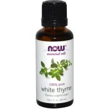 Now Foods White Thyme Essential Oil 30ml