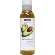 Now Solutions, Avocado Oil, 4 fl oz (118 ml)