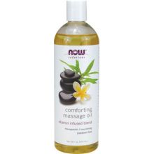 Now Solutions, Comforting Massage Oil, 16 fl oz