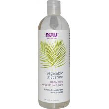 Now Solutions, Vegetable Glycerine, 16 fl oz (473 ml)
