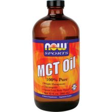 Now Sports, MCT 油 32 fl oz (946 ml)
