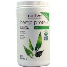 Nutiva 有機大麻籽蛋白粉, 16oz