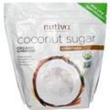 Nutiva, 有機椰糖, 1 lb (454 g)