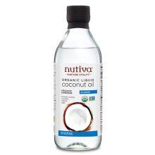 Nutiva, Organic Liquid Coconut Oil, Classic, 16 fl oz (473 ml)