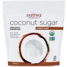 Nutiva, 有机椰糖, 1 lb (454 g)