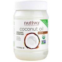 Nutiva 有机冷压初榨椰子油 444ml (15 oz)