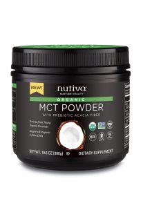 Nutiva 有機 MCT 粉 10.6 oz (300 g)