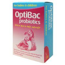 OptiBac 寶寶專用益生菌, 30包