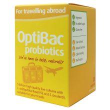 OptiBac 外遊專用益生菌, 20粒