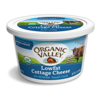 Organic Valley Organic Lowfat Cottage Cheese 16 oz
