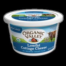 Budwig 布緯食療 2+1 : Organic Valley 低脂茅屋芝士 16 oz (2 盒)