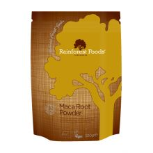Rainforest Foods, Organic Maca Powder, 300g