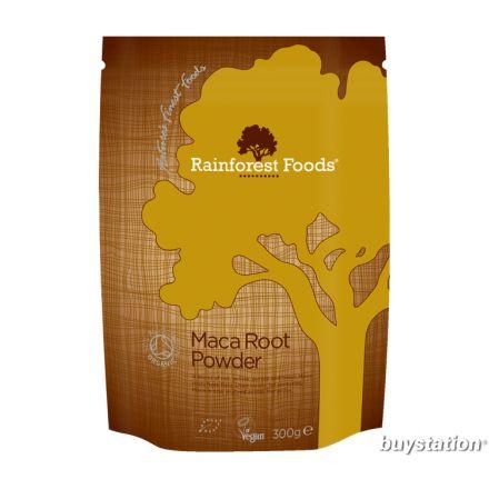 Rainforest Foods, 有機秘魯人參 (瑪卡) 粉 300g