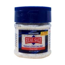 Real Salt, Nature's First Sea Salt, 2 oz
