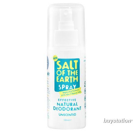 Salt of the Earth, 天然止汗噴霧, 100ml