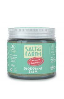 Salt of the Earth, 蜜瓜青瓜味天然止汗除臭膏 60g