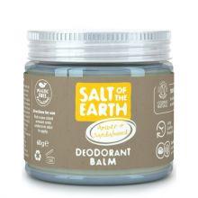 Salt of the Earth, 琥珀和檀香味天然止汗除臭膏 60g
