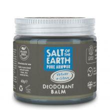 Salt of the Earth, 香根草和柑橘味天然止汗除臭膏 60g