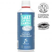 Salt of the Earth, 海洋與椰子天然止汗噴霧補充裝 500ml