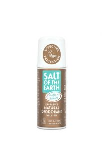 Salt of the Earth, 姜和茉莉花滚珠式天然止汗剂 75ml