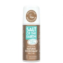 Salt of the Earth, Ginger & Jasmine Natural Roll-On Deodorant 75ml