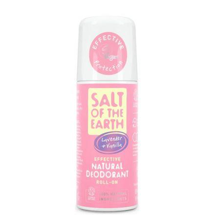 Salt of the Earth, 薰衣草和香草滚珠式天然止汗剂 75ml