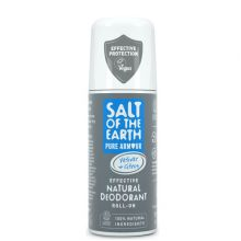 Salt of the Earth, Pure Armour Explorer Natural Roll-On Deodorant for Men 75ml