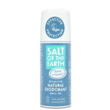 Salt of the Earth, Ocean & Coconut Natural Roll-On Deodorant 75ml