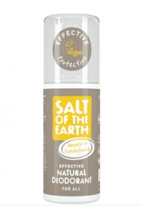 Salt of the Earth, 琥珀檀香天然止汗噴霧, 100ml