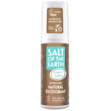 Salt of the Earth, 薑和茉莉花天然止汗噴霧, 100ml