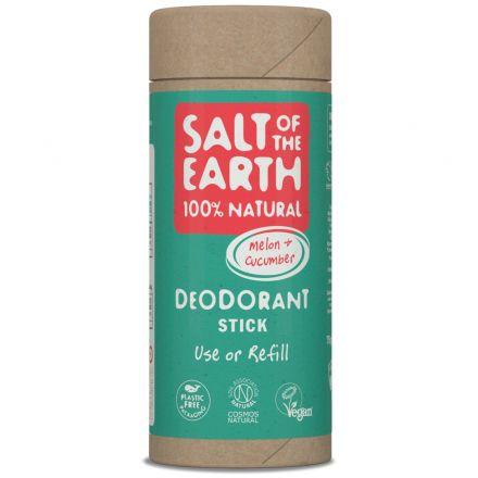 Salt of the Earth, 蜜瓜青瓜味天然止汗香體棒 75g (補充裝)