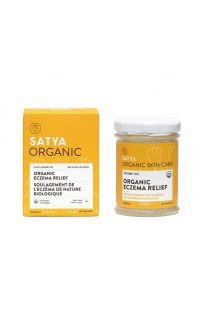 Satya Organic 莎典雅 - 有機濕疹 (護理) 紓緩膏 - 50ml