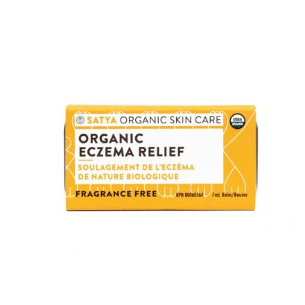 Satya Organic 莎典雅 - 有機濕疹 (護理) 紓緩膏 - 7ml