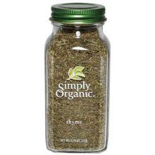 Simply Organic, 有機百里香, 0.78 oz (22 g)