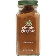 Simply Organic, 有機肉桂, 2.45 oz (69 g)