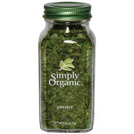 Simply Organic, 有機芫茜, 0.26 oz (7 g)