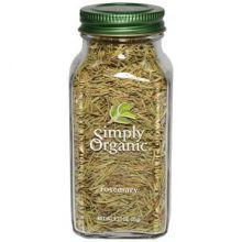 Simply Organic, 有机迷迭香, 1.23 oz (35 g)