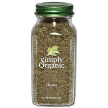 Simply Organic, 有机百里香, 0.78 oz (22 g)