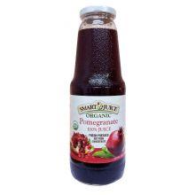 Smart Juice, Organic Pomegranate Juice, 1 L
