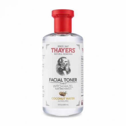 Thayers, 椰子水味金縷梅,蘆薈配方,無酒精爽膚水 12 fl oz (355 ml)