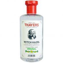 Thayers,  原味金縷梅,蘆薈配方,無酒精爽膚水 12 fl oz (355 ml)
