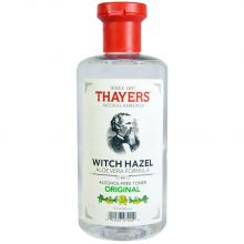 Thayers, Alcohol-Free Toner, Original Witch Hazel with Aloe Vera, 12 fl oz (355 ml)