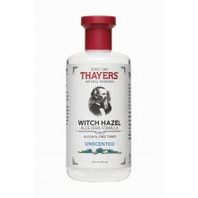 Thayers,  無香味金縷梅,蘆薈配方,無酒精爽膚水 12 fl oz (355 ml)